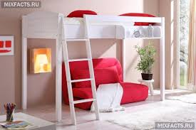 two floor bed two storey bed with an sofa two bed with a sofa