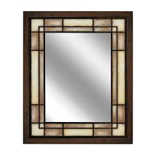 Framed Mirrors For Bathrooms by Decolav Bathroom Mirrors Bath The Home Depot
