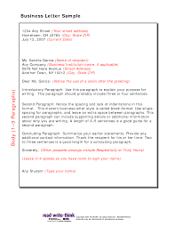 Semi Block Style Letter Sample by Types Of Business Letter Format Gallery Examples Writing Letter