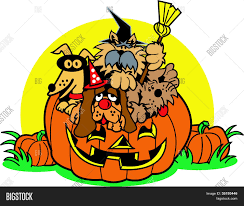 clipart of halloween dog halloween clipart collection
