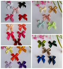 satin ribbon bows aliexpress buy 80pcs lot 55 55mm wholesale handmade diy pre