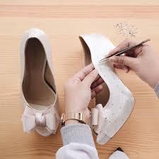 Wedding Shoes Singapore Custom Made Bridal Shoes Singapore Style Guru Fashion Glitz