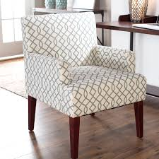 Accent Chair Modern White And Grey Accent Chair Realitymirror
