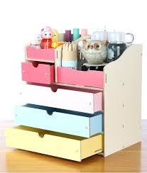 diy makeup storage drawers appealing makeup organizer and nail polish organizer case with make up