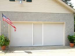 Brainerd Overhead Door Garage Door Screens Overhead Door Company Of Kansas City