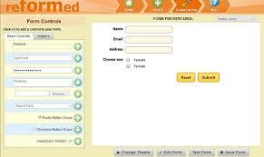 membuat form html online cara mudah dan cepat membuat form html secara online pusat gratis