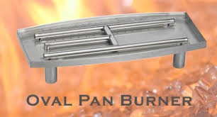 Fire Pits San Diego by Gas Burner San Diego Stainless Steel Ring Burners Oval Burners