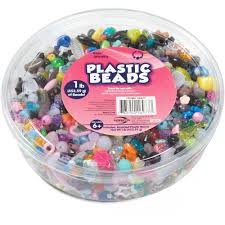 kids craft plastic bead value pack by horizon group usa walmart com