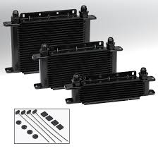 hayden transmission and engine oil coolers