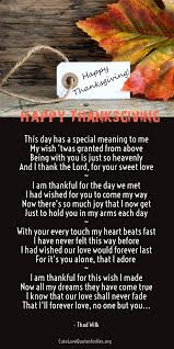 thanksgiving quotes for husband thank you messages for