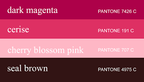Luxury Color Palette Pantone Reveals Color Of The Year For Dieline Credit Sephora