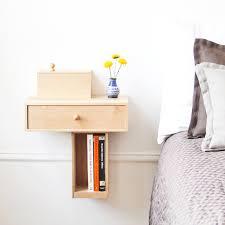 wall mounted nightstand bedside table with design photo 3308 zenboa