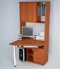 Compact Computer Desk Desk Compact Computer Desk Wood White Computer Desk With