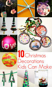 10 decorations can make