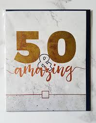 50th birthday cards belly button designs age birthday cards