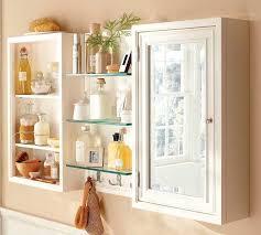Bathroom Wall Storage Ideas Bathroom Wall Storage Ideas With White Frame Home Interior