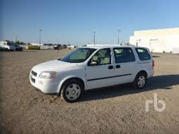 chevrolet uplander van for sale used cars on buysellsearch