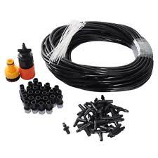 Build Your Own Patio Misting System Garden Hose Misting Nozzles Ebay