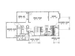 one story house plans with basement one story house plans with finished basement regarding