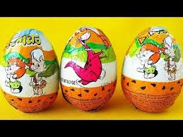 where to buy chocolate eggs with toys inside 3 eggs the flintstones chocolate eggs with great toys