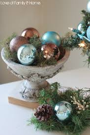 blue and brown christmas tree christmas lights decoration