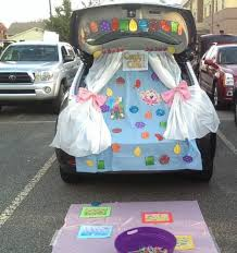 53 best trunk or treat decorating ideas images on pinterest