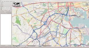 United States Street Map by Google Earth U2013 It U0027s A Binary World 2 0