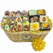 Bakery Gift Baskets Spring Sweets Gourmet Gift Basket Gourmet Gifts Bakery Gifts