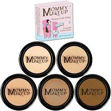 paraben free talc free concealer and foundation mommy makeup