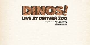 Denver Zoo Lights Coupons by Dinos Live At Denver Zoo Denver Zoo