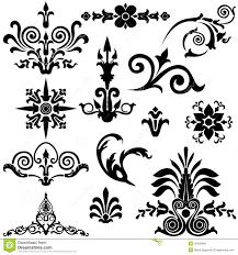 vintage design vintage design elements royalty free stock image image 32433696