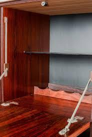 Rosewood Laminate Flooring Fine Mid Century Dutch Design Rosewood Bar Cabinet For Fristho