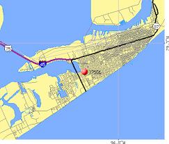 galveston island map galveston zip code map zip code map