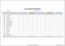 Simple Excel Spreadsheet Template 9 Accounting Excel Templates Excel Templates
