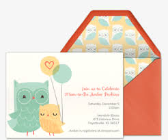 baby shower invitations themesflip
