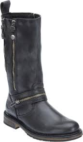 womens motorcycle riding boots on sale harley davidson women u0027s sackett 10 75 in leather motorcycle boots