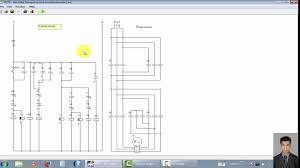 three phase motor control circuit star delta forward reverse