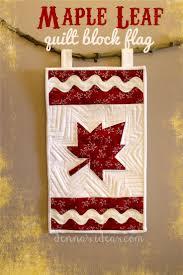 68 best canadian flag images on pinterest quilt blocks quilting