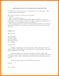 ideas of job shadow thank you letter guide sample about cover