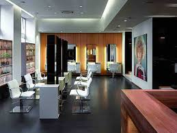 hairs and nails salon design interior room decorating