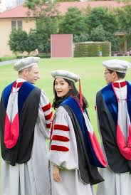 doctoral regalia gray cardinal phd regalia phinished gown