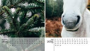 a free 2015 calendar template for photoshop digital printable
