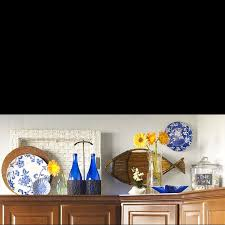 Decorating Above Kitchen Cabinets Pictures by 63 Best Above Cabinets Staging Images On Pinterest Home Above