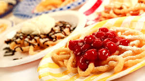 how to make delicious funnel cake u2014 we u0027ve got video too la times
