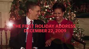 happy holidays from the white house youtube