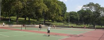 lighted tennis courts near me tennis courts in nyc parks