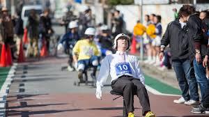 Armchair Racing Japan U0027s Office Chair Grand Prix Is A Surprisingly Grueling Sport