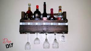pallet wine rack diva of diy