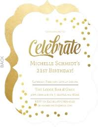 21st birthday invitations u0026 21st birthday invites