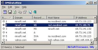 Dns Lookup How A Domain by Dns Lookup Tool For Windows Nslookup With Gui